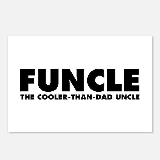 Funcle Postcards (Package of 8)