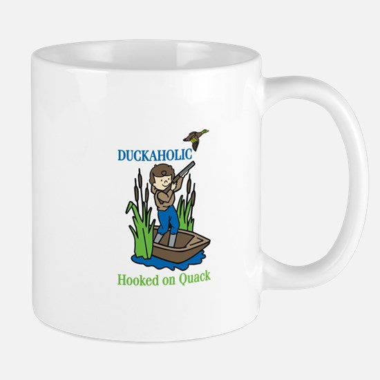Duckaholic Mugs