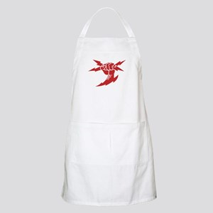 Lightning Fist BBQ Apron
