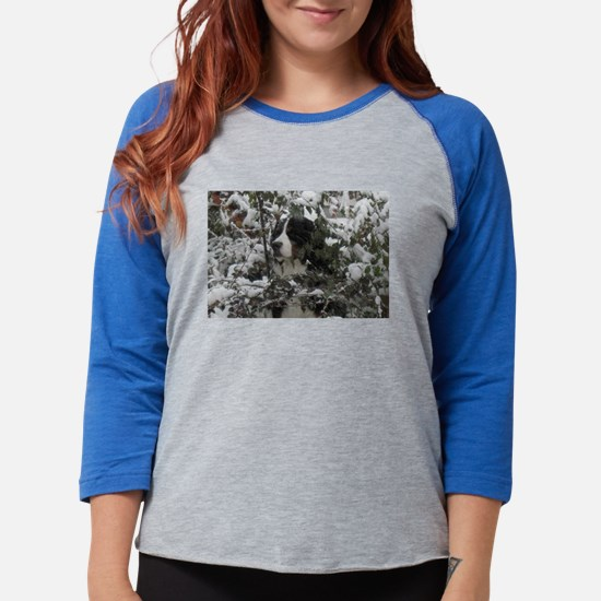 Lost in the Snow Long Sleeve T-Shirt