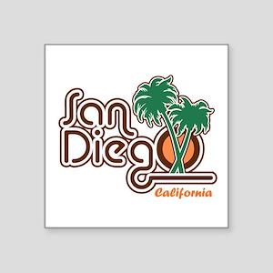 sandiego Sticker