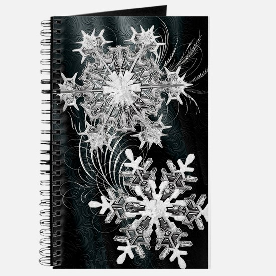 Harvest Moons Crystal Flakes Journal