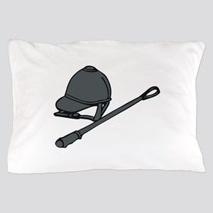 Equestrian Gear Pillow Case