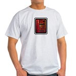 INSERT COIN TO PLAY Light T-Shirt