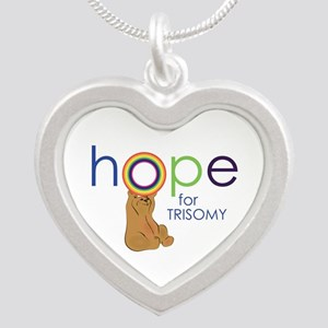 Hope For Trisomy Necklaces