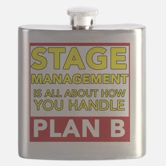Stage Management Plan B Flask