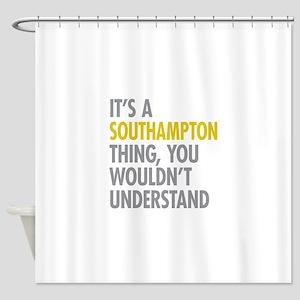 Southampton Shower Curtain