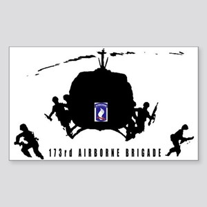 173rd AIRBORNE Sticker