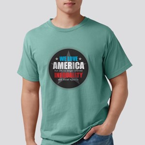 We Love America... BUT T-Shirt