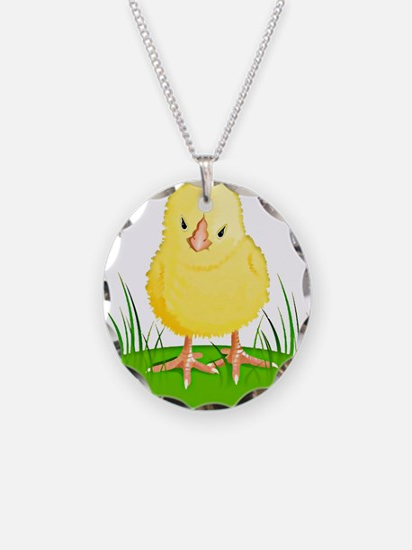Spring chicken Necklace