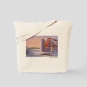 Winter's Harvest Tote Bag