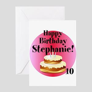 Girls 10th Birthday Stationery Cafepress