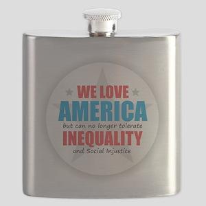 We Love America... BUT Flask