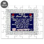 Lovers Magic Puzzle
