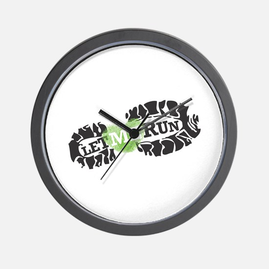 Unique Nonprofit Wall Clock