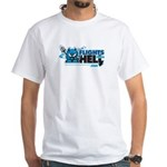 Flights From Hell White T-Shirt