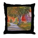 Fall in Brandywine Throw Pillow