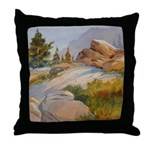 Sierra Shadows Throw Pillow