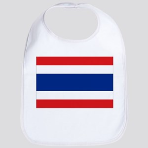Flag Thailand Bib
