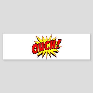 Ouch! Sticker (Bumper)
