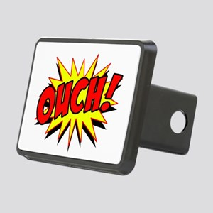 Ouch! Rectangular Hitch Cover