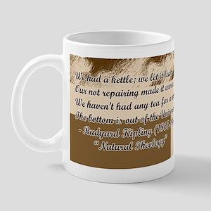 """""""Rudyard Kipling"""" -  Mug"""
