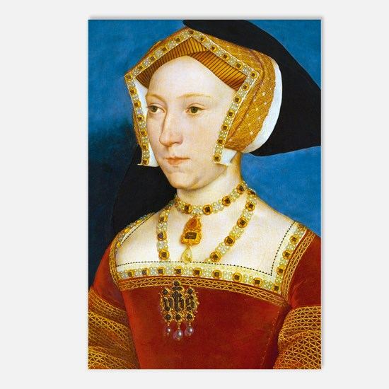 Jane Seymour Postcards (Package of 8)