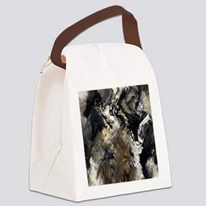 Concretion Canvas Lunch Bag