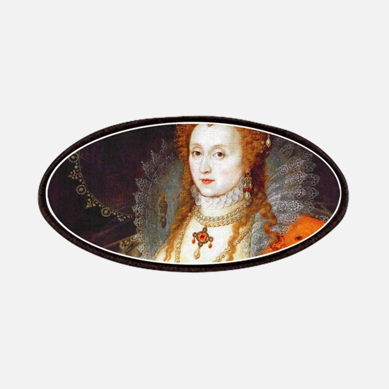 Queen Elizabeth I Patches