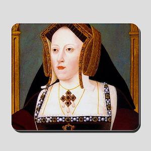 Catherine of Aragon Mousepad