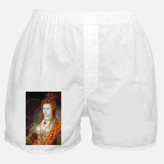 Queen Elizabeth I Boxer Shorts