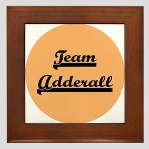 Team Adderall - ADD Framed Tile