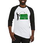 Grass Master Baseball Jersey
