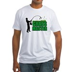 Grass Master Fitted T-Shirt