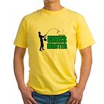 Grass Master Yellow T-Shirt