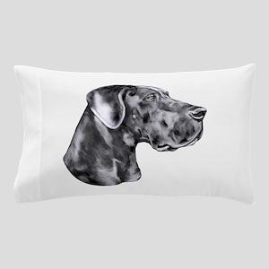 Great Dane HS Blue UC Pillow Case