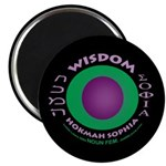 "2.25"" Wisdom Magnet (100 pack)"