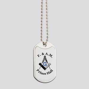Masonic Square and Compass Dog Tags