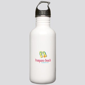Pompano Beach - Stainless Water Bottle 1.0L