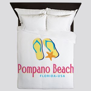 Pompano Beach - Queen Duvet