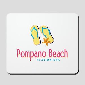 Pompano Beach - Mousepad