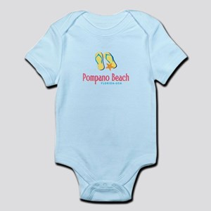 Pompano Beach - Infant Bodysuit