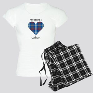 Heart - Cathcart Women's Light Pajamas
