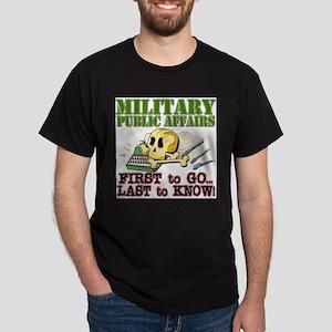 Public Affairs Ash Grey T-Shirt