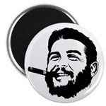 Che Guevara Stencil Magnet