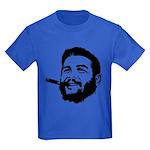 Che Guevara Stencil Kids Dark T-Shirt