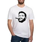 Che Guevara Stencil Fitted T-Shirt
