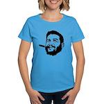 Che Guevara Stencil Women's Dark T-Shirt