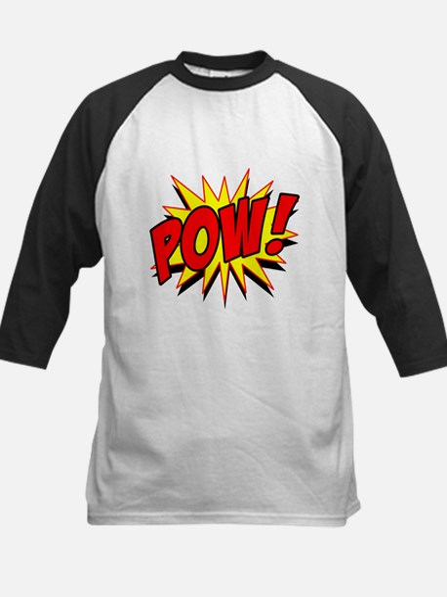 Pow! Kids Baseball Jersey