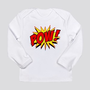 Pow! Long Sleeve Infant T-Shirt